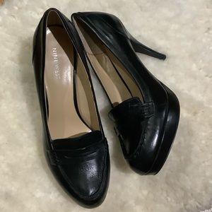 Nine West Balcony TJ Leather Heels 👠🖤